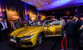 Svečano predstavljen VW Arteon