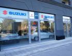 Suzuki u novom salonu na Novom Beogradu