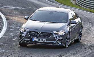 Nova Opel Insignia GSi još bolja na Nirburgringu