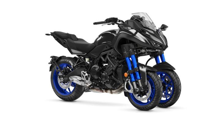 Yamaha Niken (1)