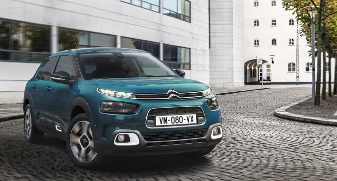 Kraj za Citroën C4, mesto mu čuva C4 Cactus