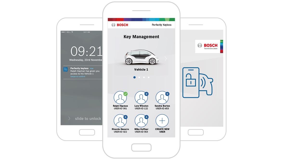 auto magazin srbija bosch otključavanje automobila mobilnim telefonom
