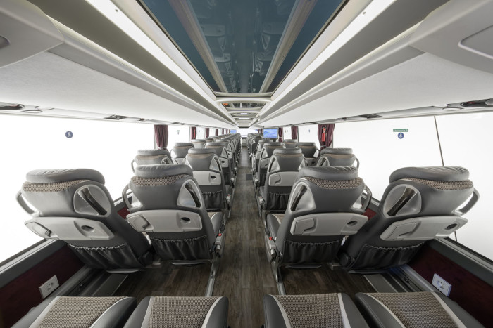 Auto magazin Srbija Setra S 531 DT double-decker bus TopClass 500