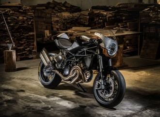 Novitet: Moto Morini Corsaro Ti22
