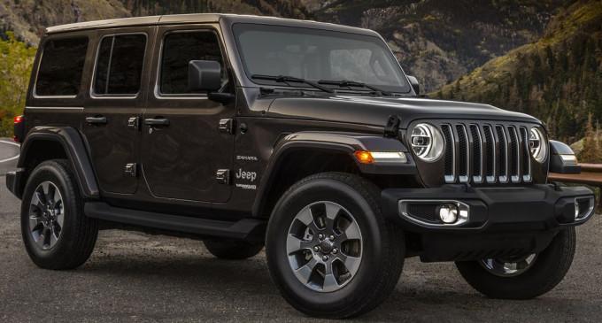 Pretpremijera: Novi Jeep Wrangler