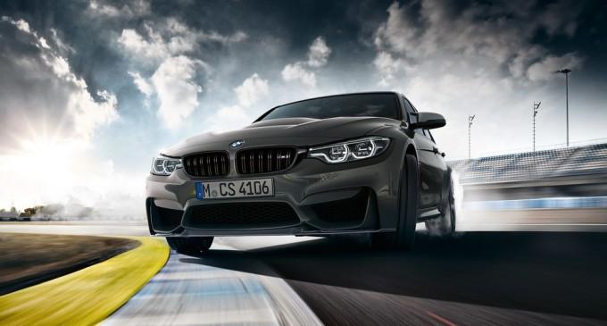 Predstavljen BMW M3 CS sa 453 KS