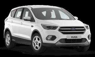 Ford Kuga van od 16.125 evra