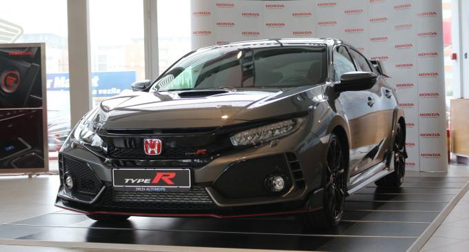 Domaća premijera: Honda Civic Type R