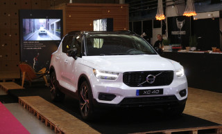 Auto magazin u Ljubljani na premijeri: Volvo XC40