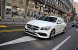 Test: Mercedes CLA 200d