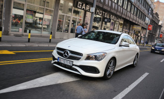 Test: Mercedes CLA 200d