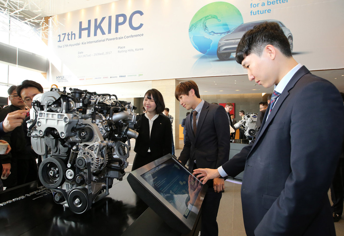 Kia-Hyundai next generation powertrain strategy