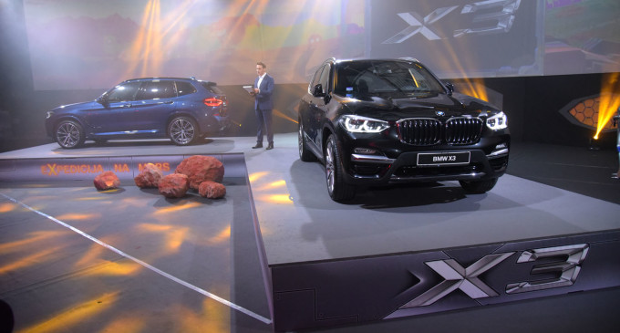 Svečano predstavljen BMW X3