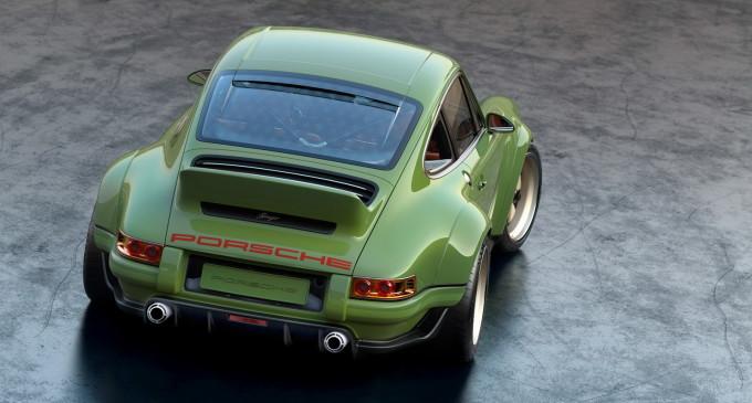 Auto iz snova: Porsche 911 by Singer & Williams