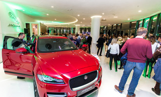 Otvoren British Motors Montenegro