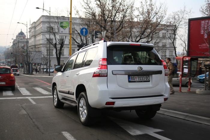 auto magazin srbija toyota land cruiser test