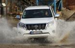 Test: Toyota Land Cruiser Limited Edition A/T 7 sedišta