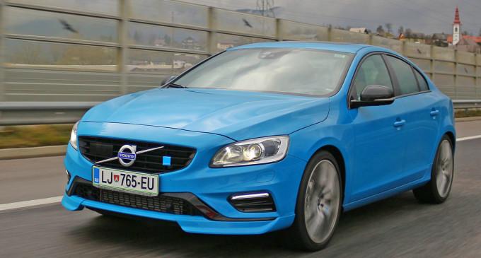 TEST: Volvo S60 Polestar