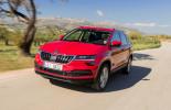 Na Siciliji smo vozili novi Škoda Karoq