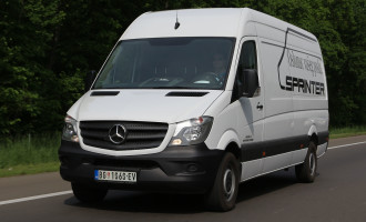 TEST: Mercedes-Benz Sprinter 314 CDI KA 4325