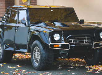 Rambo Lambo je preteča Super-SUV modela