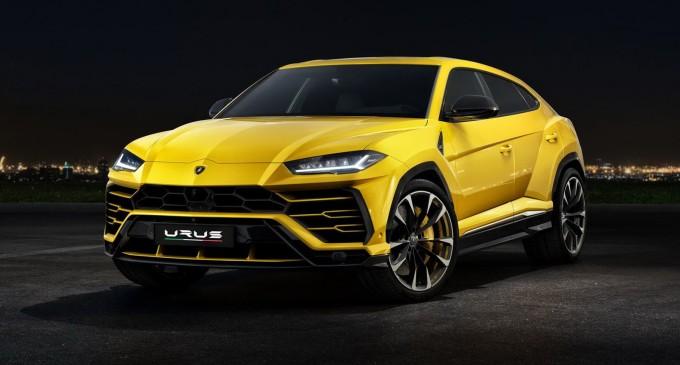 Zvanično predstavljen Lamborghini Urus