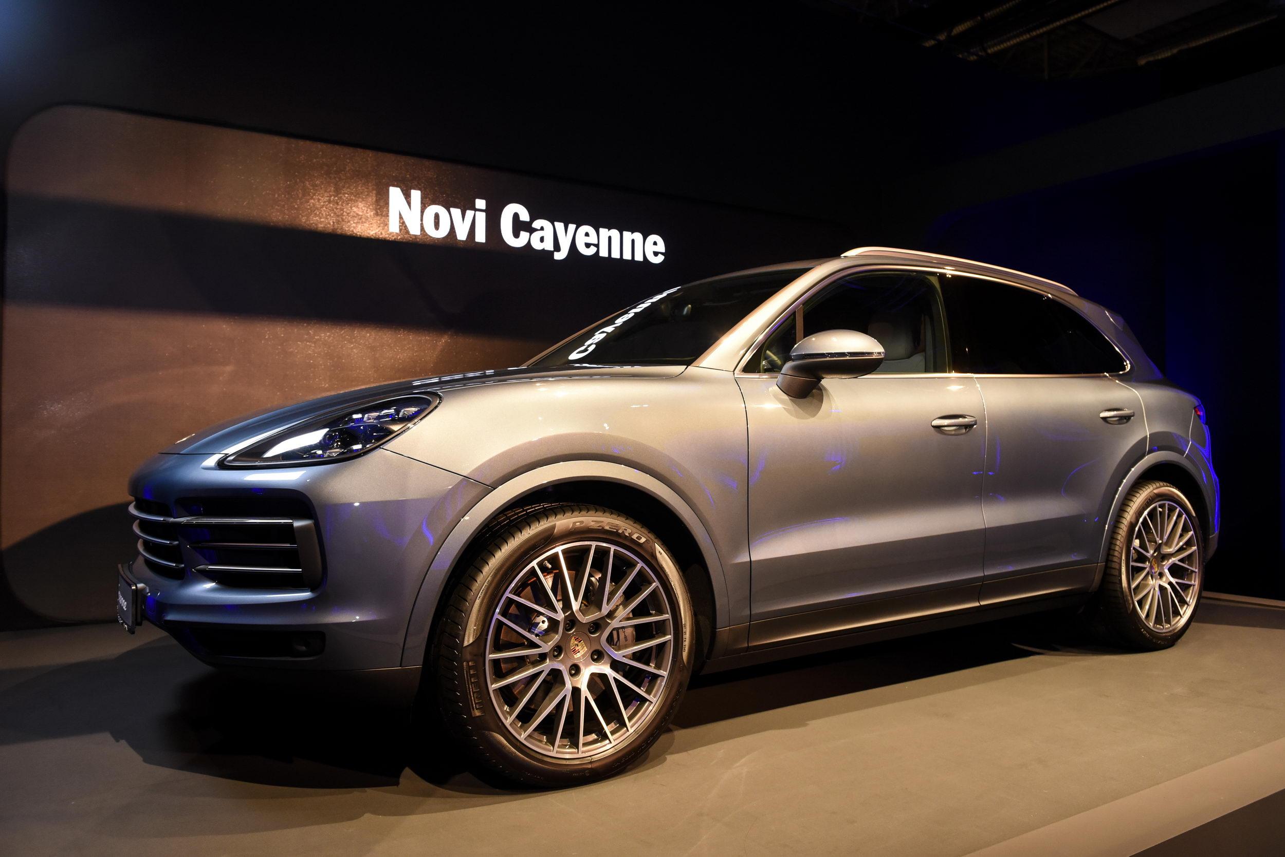 Novi Porsche Cayenne Premijerno Predstavljen U Beogradu Auto Magazin