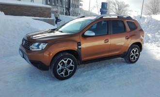Na Staroj planini vozimo novi Dacia Duster