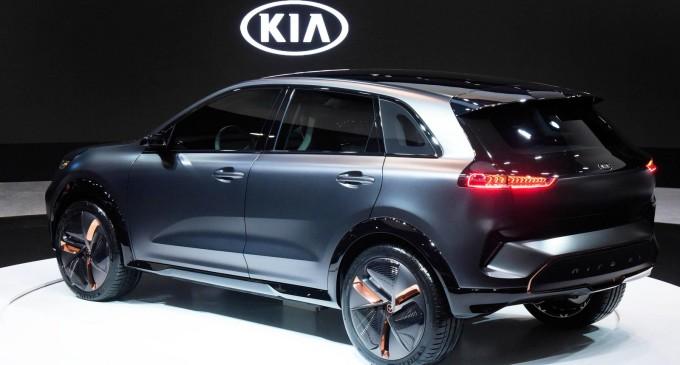 Premijera: Kia Niro EV Concept
