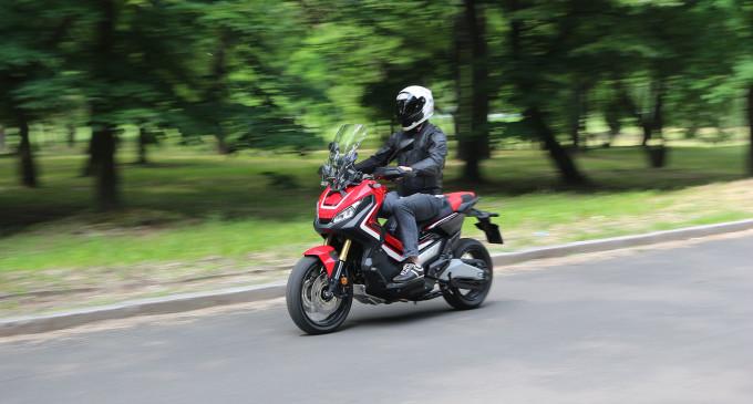 Test: Honda X-ADV