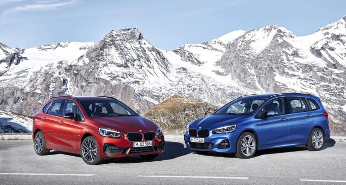 Redizajniran BMW Serije 2 Active Tourer i Gran Tourer
