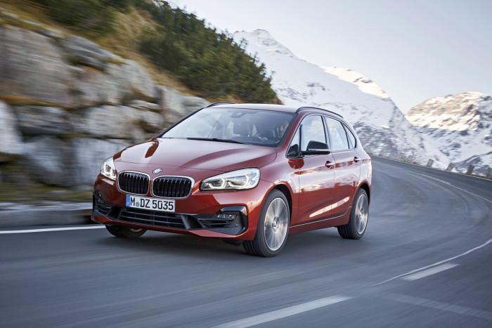 Auto magazin Srbija BMW Serije 2 Active & Gran Tourer