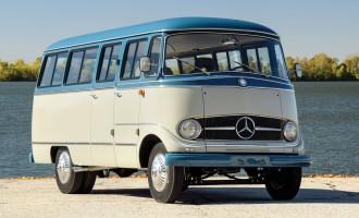 Simbol jednog vremena: na prodaju Mercedes-Benz O 319