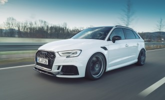 Prevazišli sami sebe: Audi RS3 Sportback by ABT ima 500KS