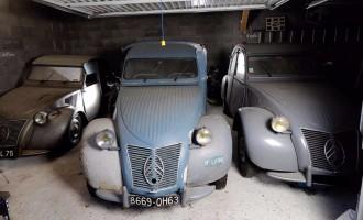 Rekordna cifra za Citroën 2CV: 75.600 evra!