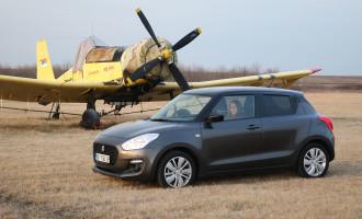 Uz Suzuki Swift, najbržim kupcima poklon iznenađenja