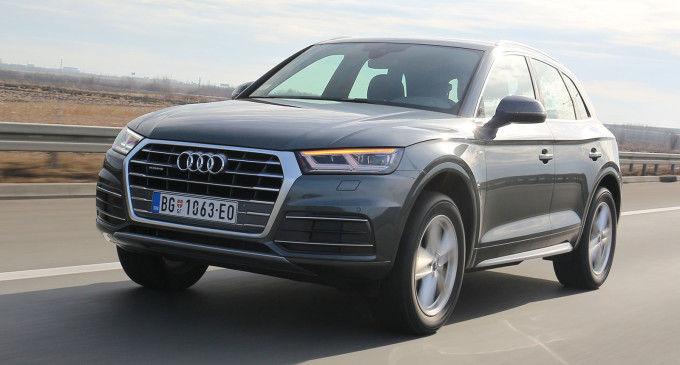 TEST: Audi Q5 2,0 TDI Quattro S-tronic