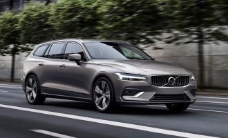 Svetska premijera: novi Volvo V60