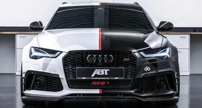 ABT ispunjava želje: Audi RS6+ sa 735 KS