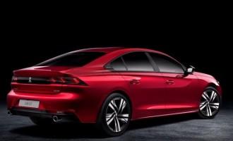 Limuzine žive: stiže novi Peugeot 508