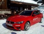 Zimske radosti: driftujemo sa BMW M4 na -20 stepeni