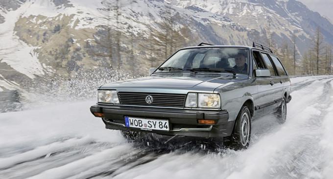 VW slavi 35 godina Syncro pogona