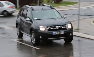 TEST: Dacia Duster 1,5 dCi 110 EDC Laureate