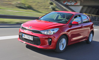 Super Test: Kia Rio 1,25 EX City 1. deo
