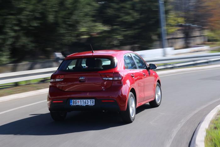 auto magazin srbija test kia rio 1.25