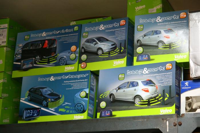auto magazin srbija paugeot panter valeo parking senzori