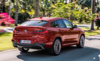 BMW X4 stigao u domaće prodajne salone