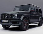 Mercedes-AMG G63 Edition 1 može da zaroza asfalt