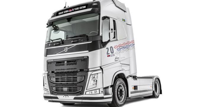 Volvo kamioni u Srbiji slave jubilej specijalnom ponudom