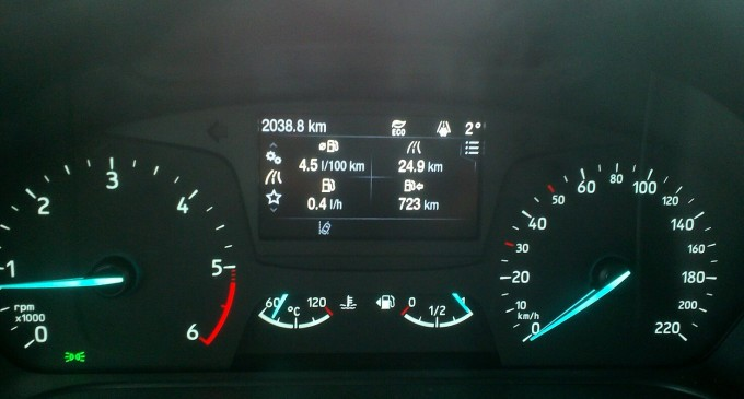 Ne treba joj start-stop, Ford Fiesta minimalno troši